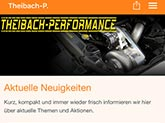 Theibach-Performance App