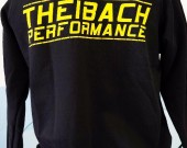 Rücken Hoodie, Jacke Theibach-Performance